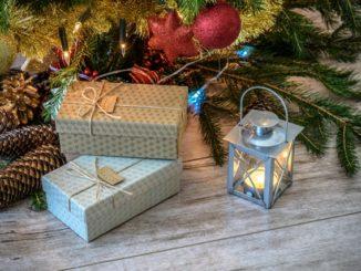 Stethoskop zu Weihnachten